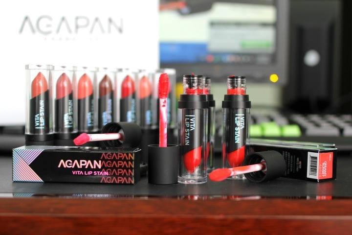 Kết quả hình ảnh cho agapan vita lip stain
