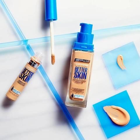 Kết quả hình ảnh cho Maybelline better skin foundation
