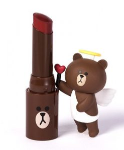 Son Gấu Missha Line Friends Matte Lip Rouge