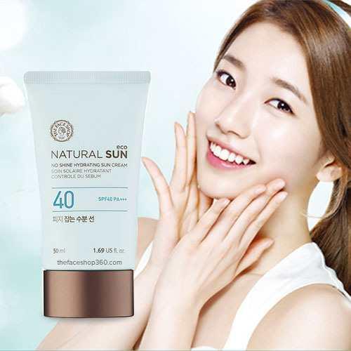 kem-chong-nang-natural-sun-eco-no-shine-hydrating-sun-cream-spf40-pa-chinh-hang