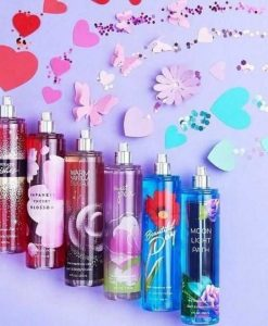 xịt bath and body works