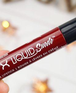 Son lì dạng kem NYX Liquid Suede Cream Lipstick