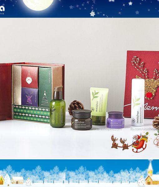 Set innisfree Noel 2017 ( 5 món) 5%