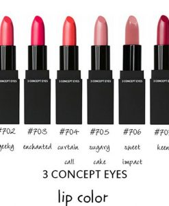 Son 3 CONCEPT EYES LIP COLOR # 707 KEEN