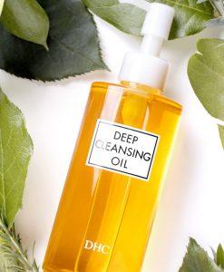 Dầu Tẩy Trang DHC Deep Cleansing Oil – 70ml