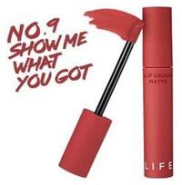 Son kem It's Skin Life Color Lip Crush Matte - #09