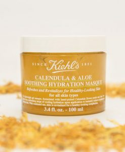 Mặt Nạ Kiehl's Calendula & Aloe Soothing Hydration Mask – 14ml