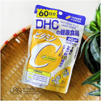 Viên Uống Bổ Sung Vitamin C DHC Vitamin C