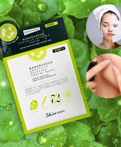 Skin1004 Madagascar Centella Asiatica 2 Step Mask
