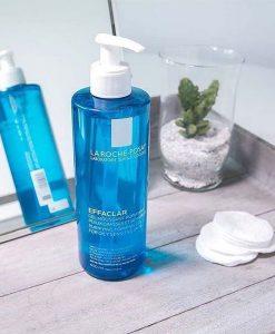 Sữa rửa mặt La Roche-Posay Effaclar Purifying Foaming Gel Cleanser