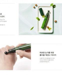 Lăn dưỡng mắt Innisfree Green Tea Seed Eye & Face Ball 10ml