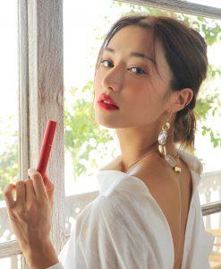 son 3ce velvet lip tint #absorbed