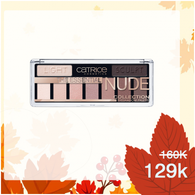 Bảng mắt quyến rũ The Essential Nude – Catrice Cosmetic