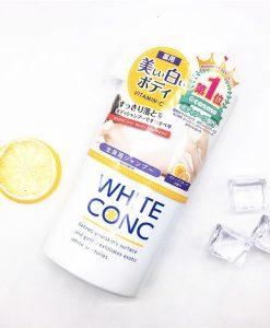 Sữa tắm trắng White Conc Body Vitamin C 360ml