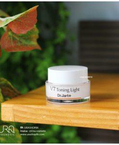 Kem dưỡng trắng da và trị thâm nám Dr.Jart+ V7 Toning Light