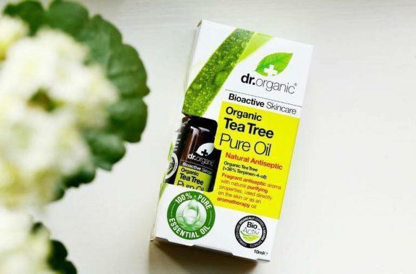Tinh Dầu Tràm Trà - Dr.Organic Organic Tea Tree Pure Oil