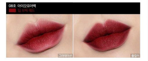 Son Thỏi Bút Chì It's Skin Life Color Lip Crush Over-Edge #08
