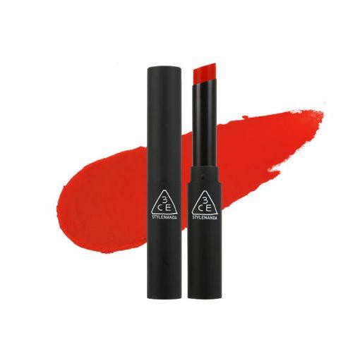 Son 3ce Slim Velvet Lip Color - #Vermilion