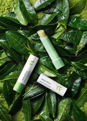 Son Dưỡng Môi Trà Xanh Innisfree Green Tea Lip Balm 3.6g
