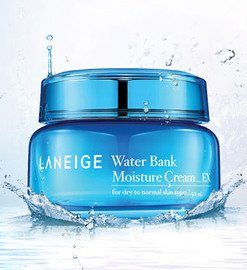 Kem dưỡng ẩm Laneige Water Bank Moisture Cream _ EX