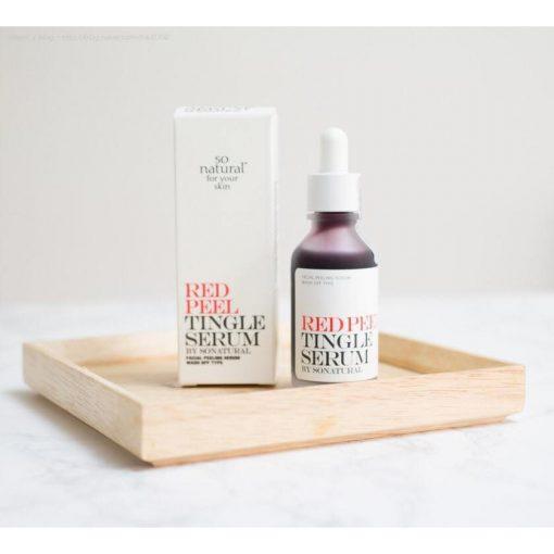 Tinh Chất Red Peel Tingle Serum
