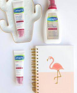 Sữa rửa mặt CETAPHIL cho da nhạy cảm - da mụn - da dầu 236ml