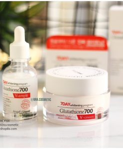 Kem Dưỡng Trắng Da 7Day Whitening Program Glutathione 50ml