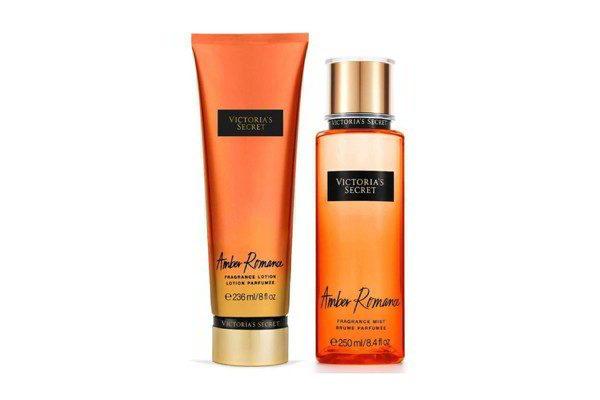 Xịt thơm Victoria's Secret Fragrance Mist Amber Romance 250ml