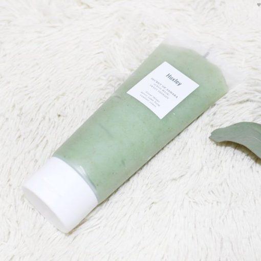 Mặt Nạ Có Hạt Huxley Scrub Mask Sweet Therapy MINI