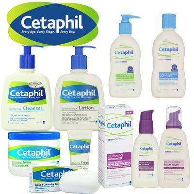 Kết quả hình ảnh cho sản phẩm cetaphil