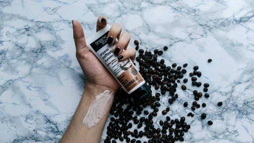 TẨY TẾ BÀO CHẾT MẶT ORGANIC SHOP - ORGANIC COFFEE & POWDER