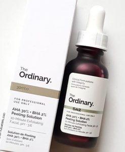Peel The Ordinary AHA 30% + BHA 2% Peeling Solution