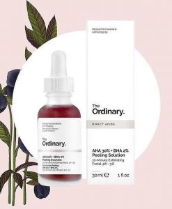 Peel The Ordinary AHA 30% + BHA 2% Peeling Solution