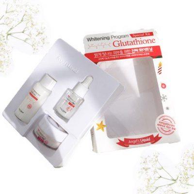 Set Dưỡng Trắng Da 7DAY Whitening Program Glutathione Special Kit
